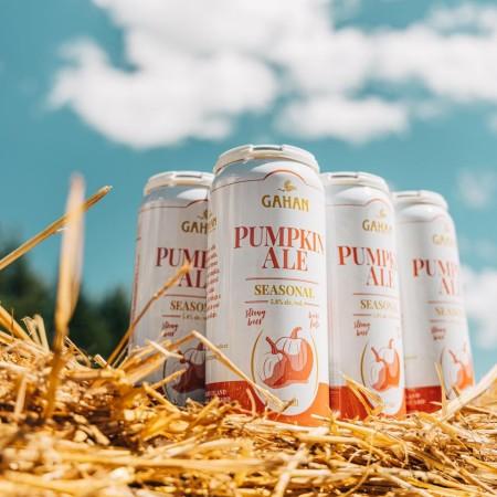 PEI Brewing Brings Back Gahan Pumpkin Ale