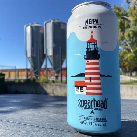 Spearhead Brewing New England IPA Now Available at LCBO