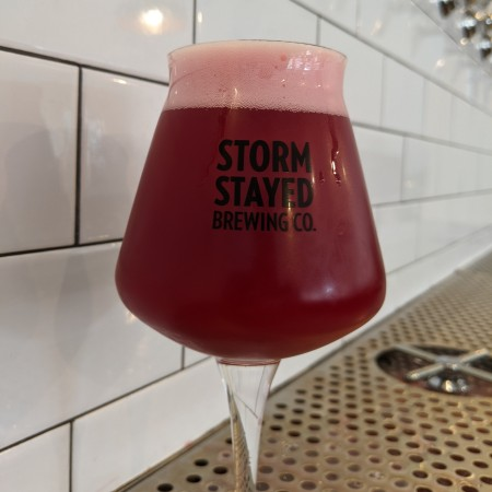 Storm Stayed Brewing and Beertown Release Baie Sorbet Kettle Sour