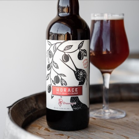 Strange Fellows Brewing Releases Horace Foudre-Aged Wild Sour