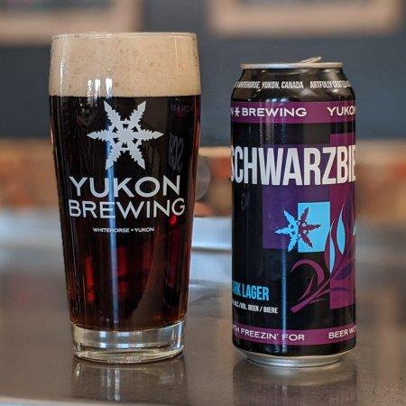 Yukon Brewing Releases Schwarzbier Dark Lager
