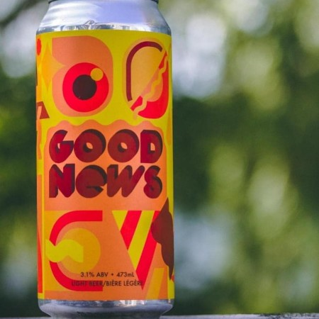 2 Crows Brewing and Change is Brewing Collective Releasing Good News Berliner Weisse