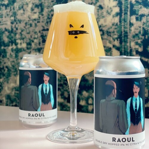 Bandit Brewery Releases Raoul DDH IPA