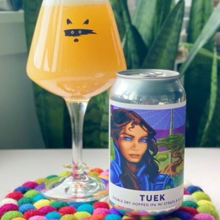 Bandit Brewery Releases Tuek DDH IPA