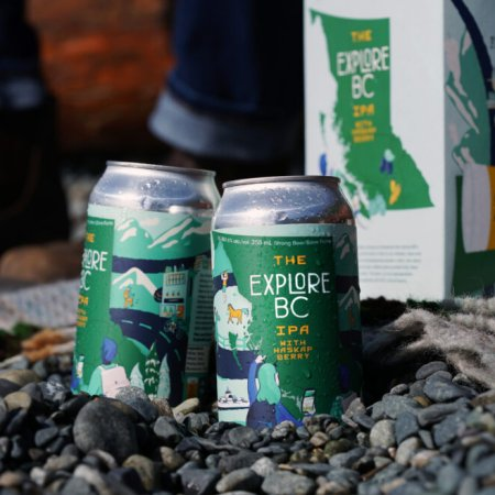 BC Ale Trail and Destination BC Release Explore BC IPA for BC Craft Beer Month
