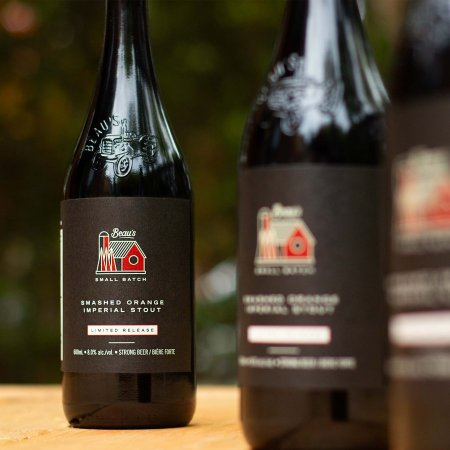 Beau's Brewing Small Batch Series Continues with Smashed Orange Imperial Stout