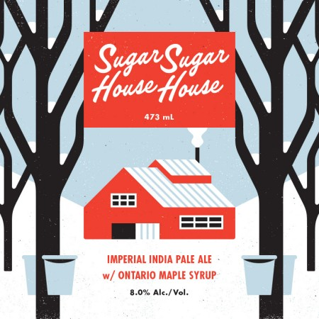 Bellwoods Brewery Launches Redux Series with Sugar Sugar House House Maple IIPA