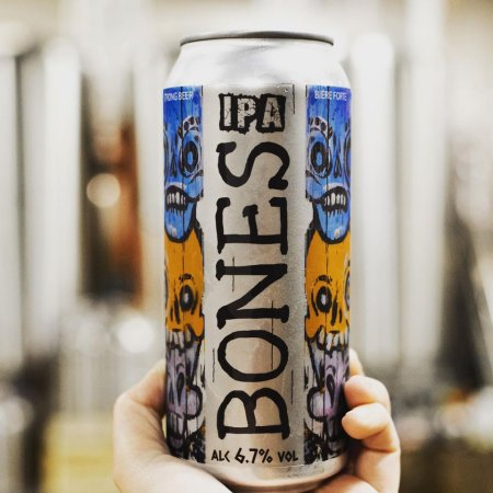 Bones Brewing Launches First Beer in Victoria