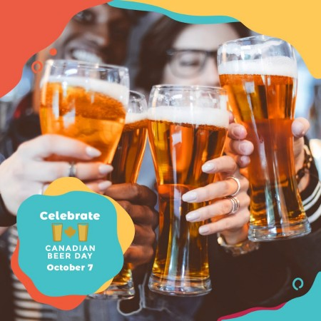 Canadian Beer Day 2020 Taking Place Today