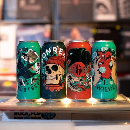 Collective Arts Brewing Releases Black Box Music Edition of Audio/Visual Lager