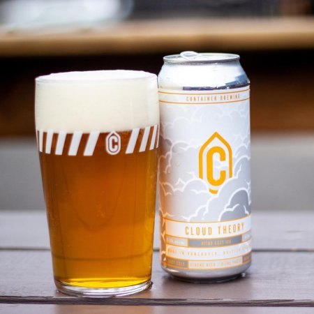 Container Brewing Releases Cloud Theory Nitro IPA