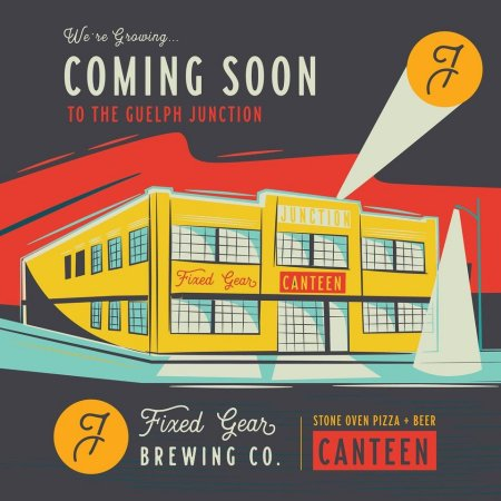 Fixed Gear Brewing Opening Restaurant & Taproom in Former Abe Erb Brewing Location