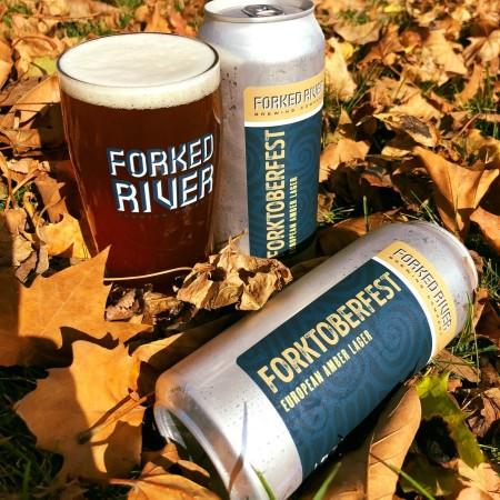 Forked River Brewing Brings Back Forktoberfest Amber Lager