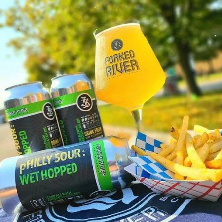 Forked River Brewing Releases pHilly Wet Hopped Sour and Full City Coffee Porter