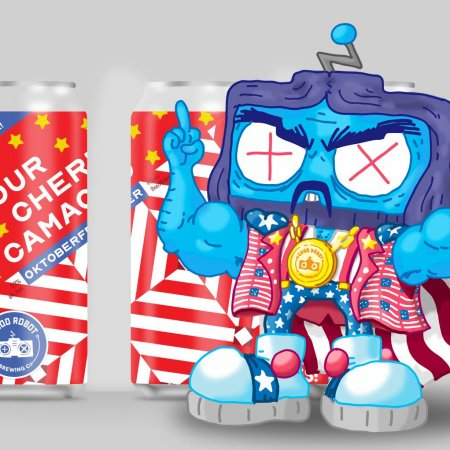 Good Robot Brewing Releases Sour Cherry Camacho