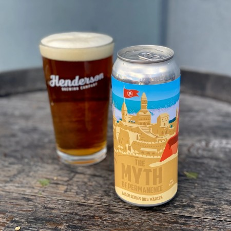 Henderson Brewing Launches The Myth of Permanence Lager Series