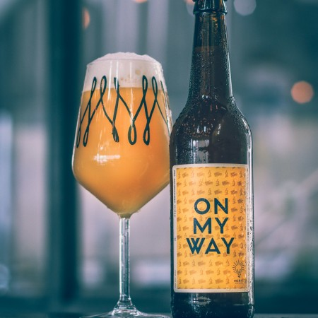 MERIT Brewing Releases On My Way IPA
