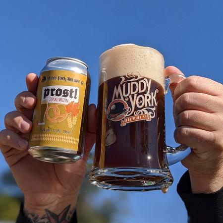 Muddy York Brewing Brings Back Prost! Dunkelweizen