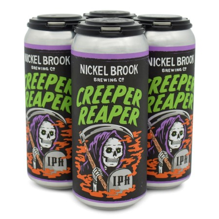 Nickel Brook Brewing Funk Lab Series Continues with Creeper Reaper IPA