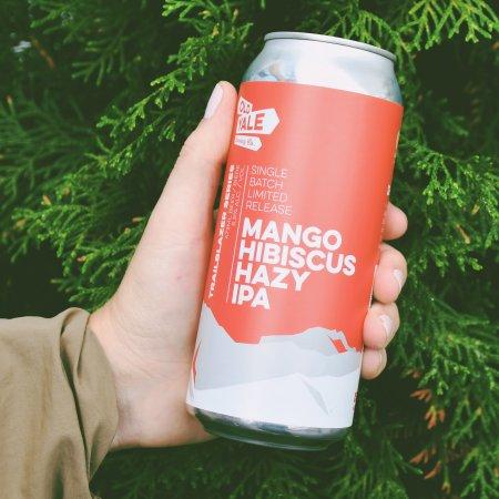 Old Yale Brewing Brings Back Mango Hibiscus Hazy IPA
