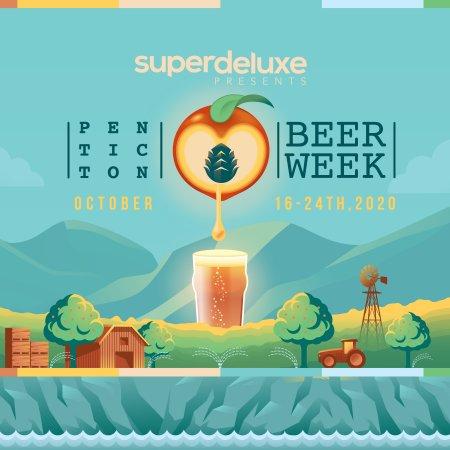 Penticton Beer Week 2020 Starting Tomorrow