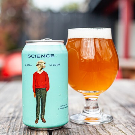Refined Fool Brewing Releases Science Lo-Cal IPA