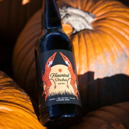 Royal City Brewing Sigil Series Continues with Haunted Arches Dark Beer
