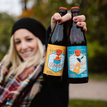 Royal City Brewing Releases Oktoberfest Lager and Munich Dunkel