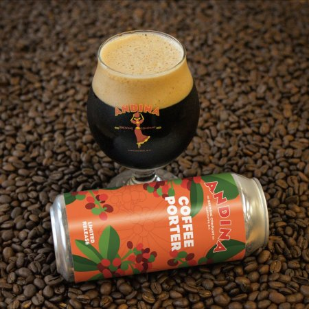Andina Brewing Releases Conchita Coffee Porter