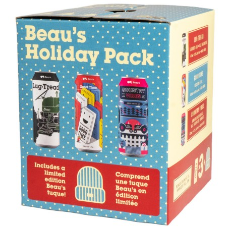 Beau's Brewing Releasing Holiday Gift Pack and Winter 2020 Mix Pack