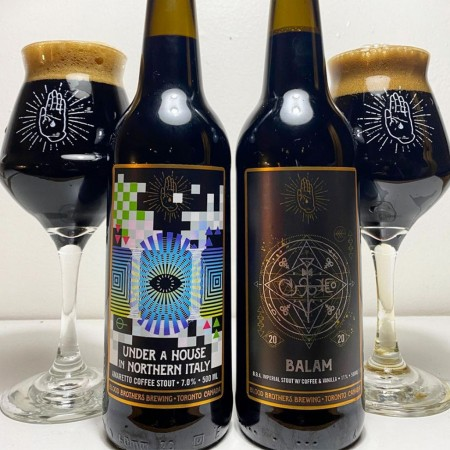Blood Brothers Brewing Releases Two Big Stouts for Black Friday