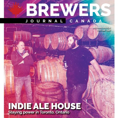 Brewers Journal Canada Fall 2020 Issue Now Available