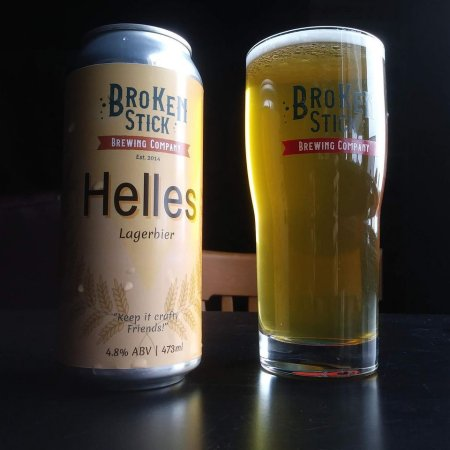 Broken Stick Brewing Releases Nautical Twilight Saison and Helles Lagerbier