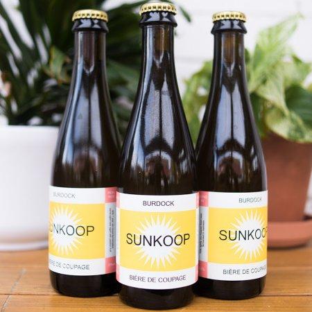 Burdock Brewery Releases Sunkoop II Bière de Coupage