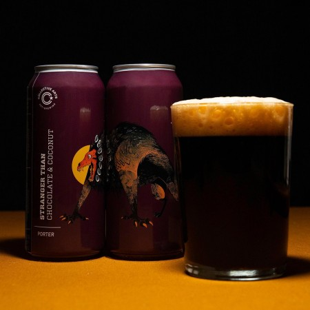 Collective Arts Brewing Releases Stranger Than Chocolate & Coconut Porter