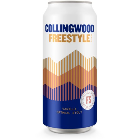 The Collingwood Brewery Freestyle Series Continues with Vanilla Oatmeal Stout
