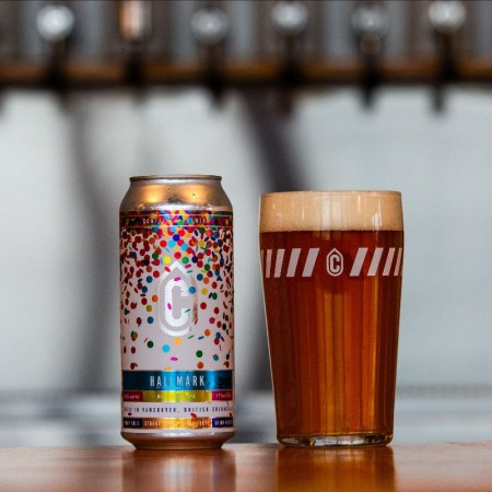 Container Brewing Releases Hallmark West Coast IPA