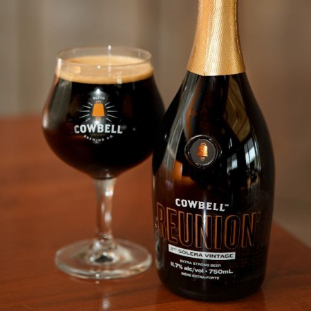 Cowbell Brewing Releasing Reunion 2nd Solera Vintage