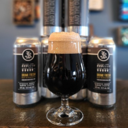 Forked River Brewing Releases The Kveik and The Dead Imperial Stout