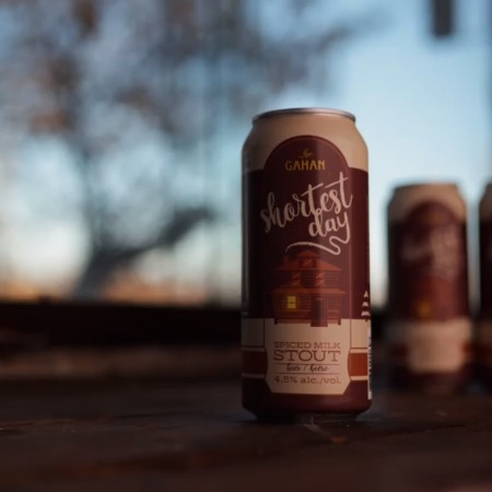 PEI Brewing Brings Back Gahan Shortest Day Spiced Milk Stout