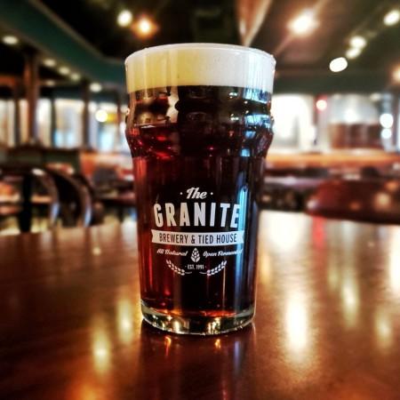 Granite Brewery Brings Back 1812 Porter
