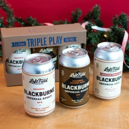 Left Field Brewery Releases 2020 Editions of Blackburne Imperial Stout