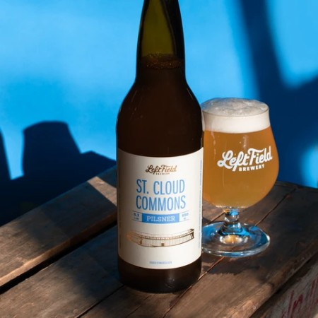 Left Field Brewery Releases St. Cloud Commons Foeder Fermented Pilsner