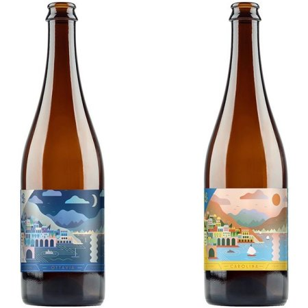 Luppolo Brewing Continues 4th Anniversary Beer Series with Carolina & Ottavia