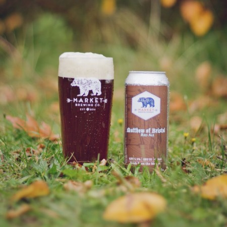 Market Brewing Releases Matthew of Bristol Red Ale