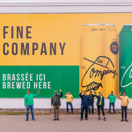 Molson Coors Launches Fine Company Blonde Lager & Session IPA in Maritimes