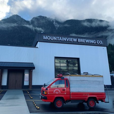 Mountainview Brewing Opening Tomorrow in Hope, British Columbia