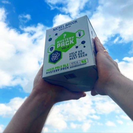 Nickel Brook Brewing Releases Mystery Pack Vol. 2