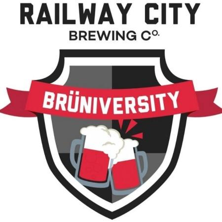 Railway City Brewing Postpones Brüniversity Beer Education Series