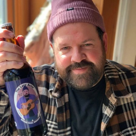 Refined Fool Brewing and Donovan Woods Release The Lazy Actor Spiced Stout